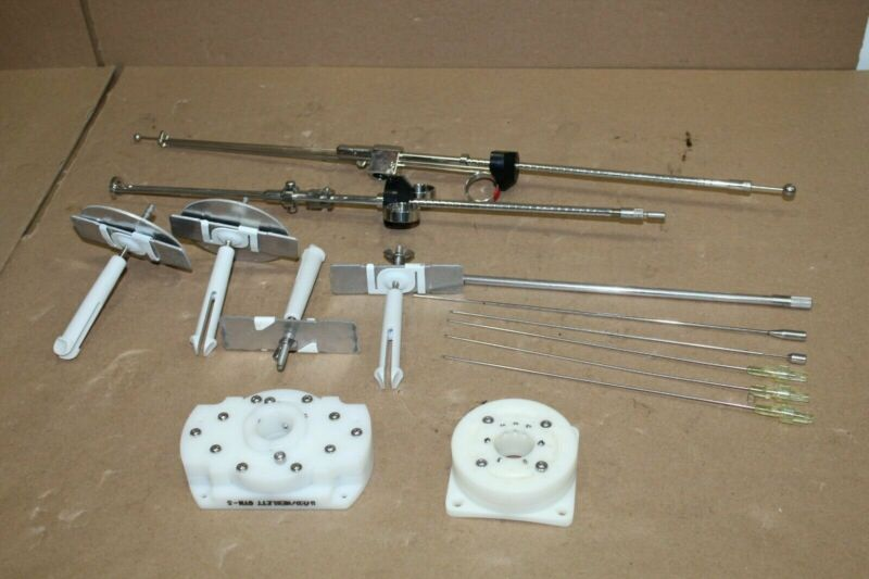 Syed/Neblett Gyn-3 With Assorted Pieces -Lot Sold As Is