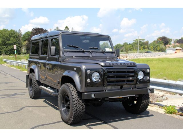 1987 land rover defender 110 restored showroom legal gorgeous used land rover defender. Black Bedroom Furniture Sets. Home Design Ideas
