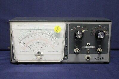 Heathkit Vtvm Model Im-13 Vacuum Tube Volt Meter E6