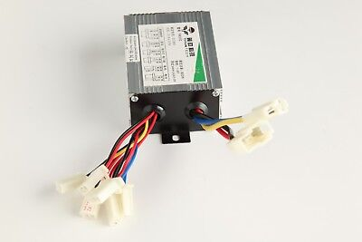 800W 36V electric Go Kart motor kit w control box key lock