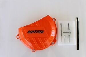 AIRTIME NEW CLUTCH COVER SIDE CASE PROTECTOR KTM 450SXF 450EXC 2016-2017 OR505