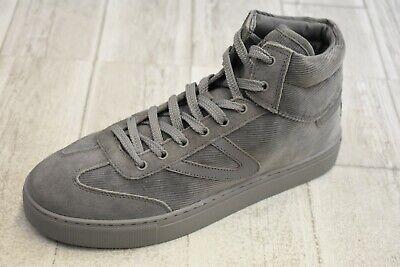 Tretorn Herren Schuhe Sneakers (+Tretorn Jack Corduroy High Top Sneakers, Men's - Choose Your Size, Grey)