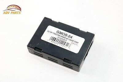 Chime Module Interface - ⭐ 2003 - 2007 HUMMER H2 SUT ONSTAR HARN W/ CHIME AMP INTERFACE MODULE GMOS-04