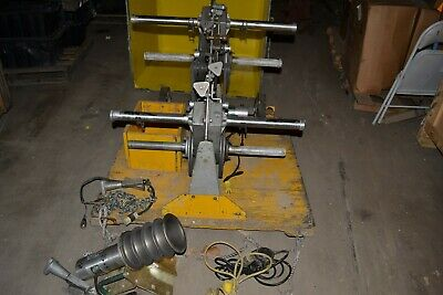 Ab Chance Capstan Tugger Wire Puller Material Handler With Rope