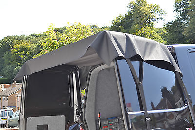 VAUXHALL VIVARO REAR DOORS AWNING/COVER