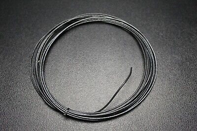 14 Gauge Thhn Wire Stranded Black 50 Ft Thwn 600v Building Machine Cable Awg