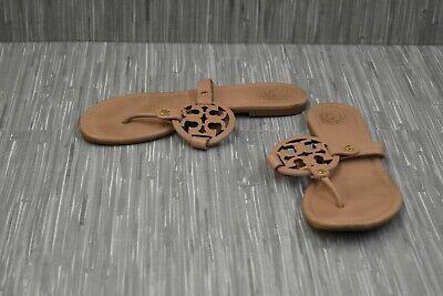 **Tory Burch Miller 21168647 Sandals - Women's Size 8M, Nude