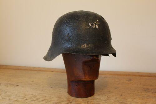 ORIGINAL WW2 RELIC GERMAN ARMY WEHRMACHT HELMET