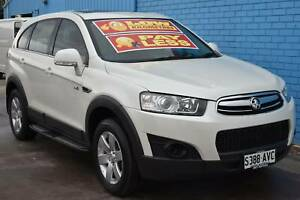 2012 Holden Captiva CG Series II 7 SX Wagon 7st 5dr Spts Auto 6sp 2.4i Enfield Port Adelaide Area Preview