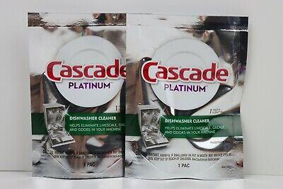Cascade Platinum Dishwasher Cleaner