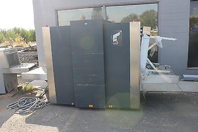 Heimann X-ray Inspection Hi-scan Hs100100v Security X-ray Scanner Huge