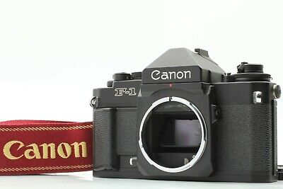 【 MINT / SN 299XXX LATE 】 Canon New F-1 SLR Camera Eye Level Finder From JAPAN
