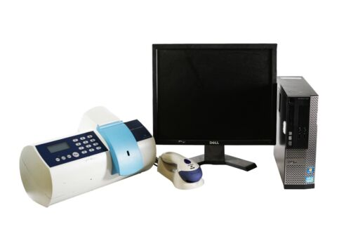ChemoMetec NucleoCounter Cell Counter with PC and Software