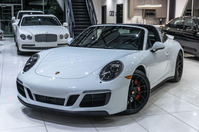 Image 4 Coche Americano usado Porsche 911 Targa 4 GTS 2018