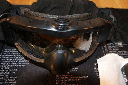 ESS  Airsoft Turbofan Profile Goggles+CORTEX CLIP