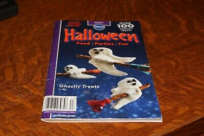 Fun Halloween Drinks (2006 Pillsbury Halloween Food Parties Fun Cookbook Recipes 96)