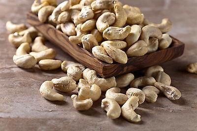 5 kg Cashewkerne natur unbehandelt Nüsse Nuss ohne Zusätze ungeröstet