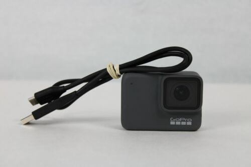 GoPro HERO 7 Silver Action Camcorder 4K Ultra HD Camera Touch Screen