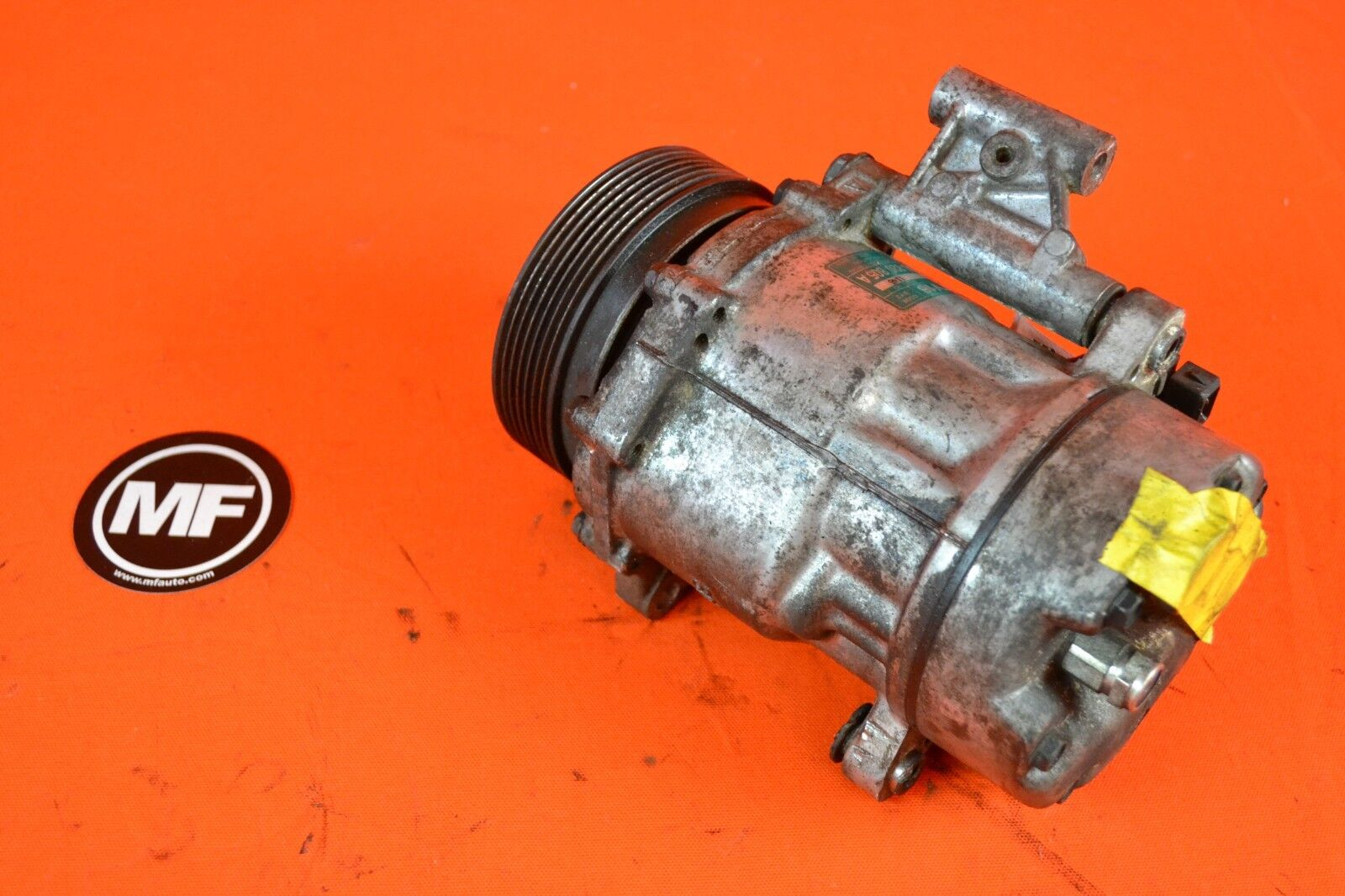 Used Volkswagen Eurovan A C Compressors And Clutches For Sale 1999 Vw Ac Wiring Compressor 7d0 820 805e