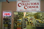 Barry's Collectors Corner