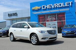 2013 Buick Enclave Premium HEATED AND COOLED SEATS, LEATHER