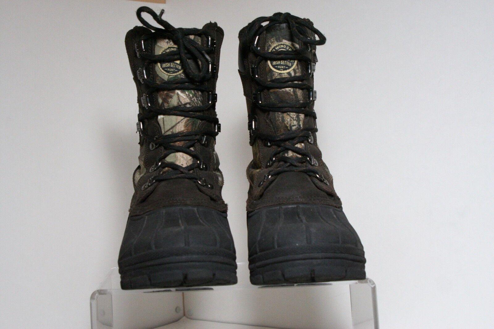 8c3982c5 Ботинки мужские Red Wing Irish Setter Snowhound 11