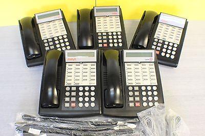 5 Avaya Partner 18d Telephone Lucent Acs Phone System - Refurbished Warranty