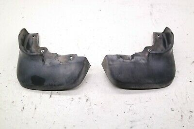 02-06 Acura RSX Type-S OEM REAR LEFT AND RIGHT MUD FLAPS SPLASH GRAD