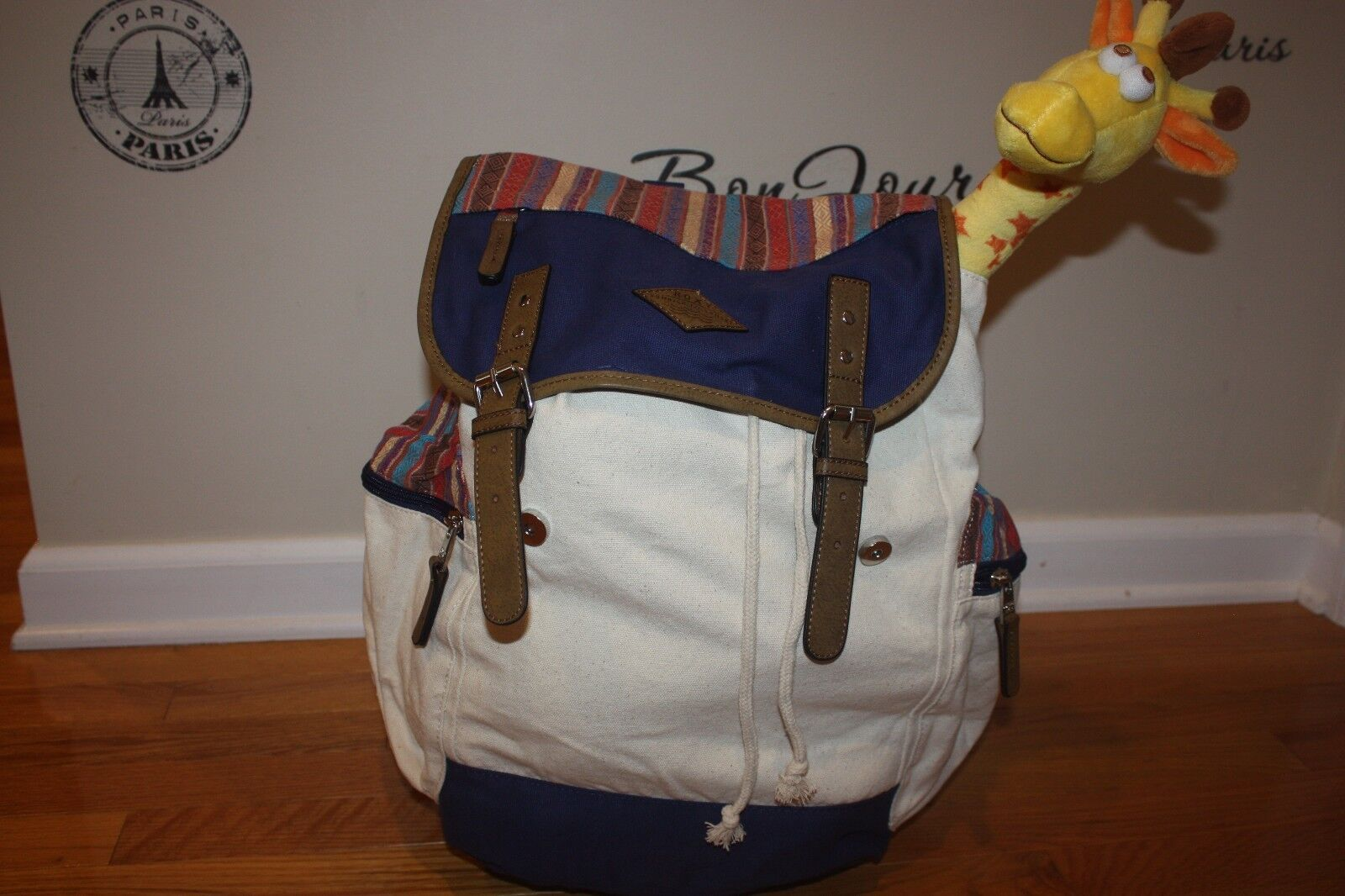 New with Tag Roxy Exploration Backpack Daybag w/ Laptop Slee