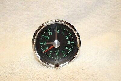 Rare, hard to find Porsche 356 clock