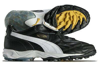 Puma Mens King Classic Allround TF Football Trainers Sports Shoes