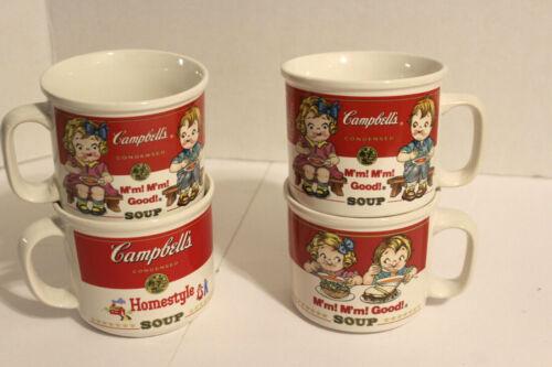 4  Vintage Campbell