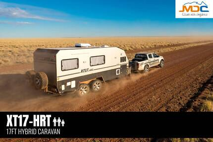 2018 MDC XT-17HRT OFFROAD CARAVAN Heatherbrae Port Stephens Area Preview
