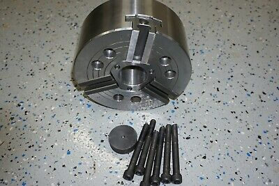 "Intbuying 6/"" Hard Jaws for Kitagawa B-206 1.5mm x 60 CNC Lathe Chuck Steel 3pc"