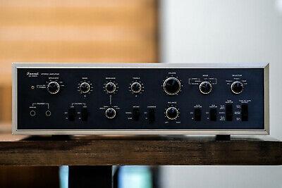 Fully restored SANSUI AU-8500 Vintage Integrated Amplifier (Ultra mint!)
