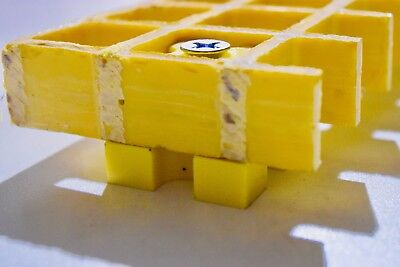 Fiberglass Grating Frp Grating Riser