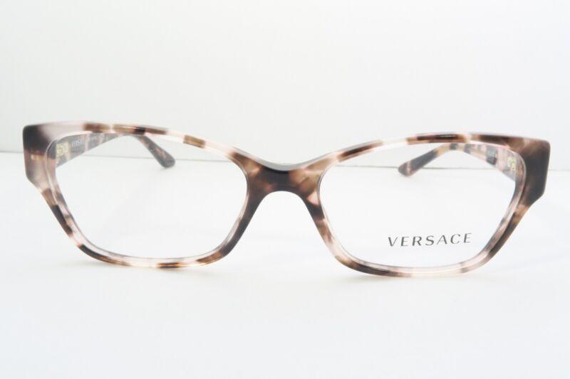 35b77c47cf9c Versace Women s Tortoise Glasses with case MOD 3172 999 54mm ...