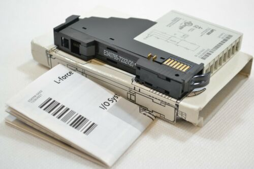 Lenze 13322186 EPM-S701.1B (30000009416127) Supply I/O New