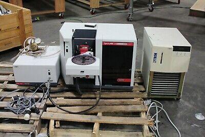Varian Spectraa 220z Atomic Absorption Spectrometer W Gta 110z Lytron Chiller