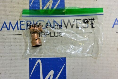 BUSS FUSE REDUCER 263R  2 USED