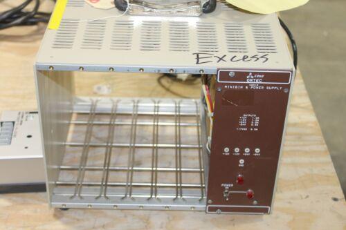 EG&G Ortec 4001M Lab 6-Slot NIM Minibin