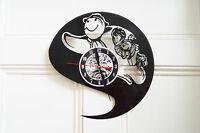 The Snowman And The Snowdog [ 5 ] Design Vinyl Record Wall Clock Home Art Shop - handmade - ebay.co.uk
