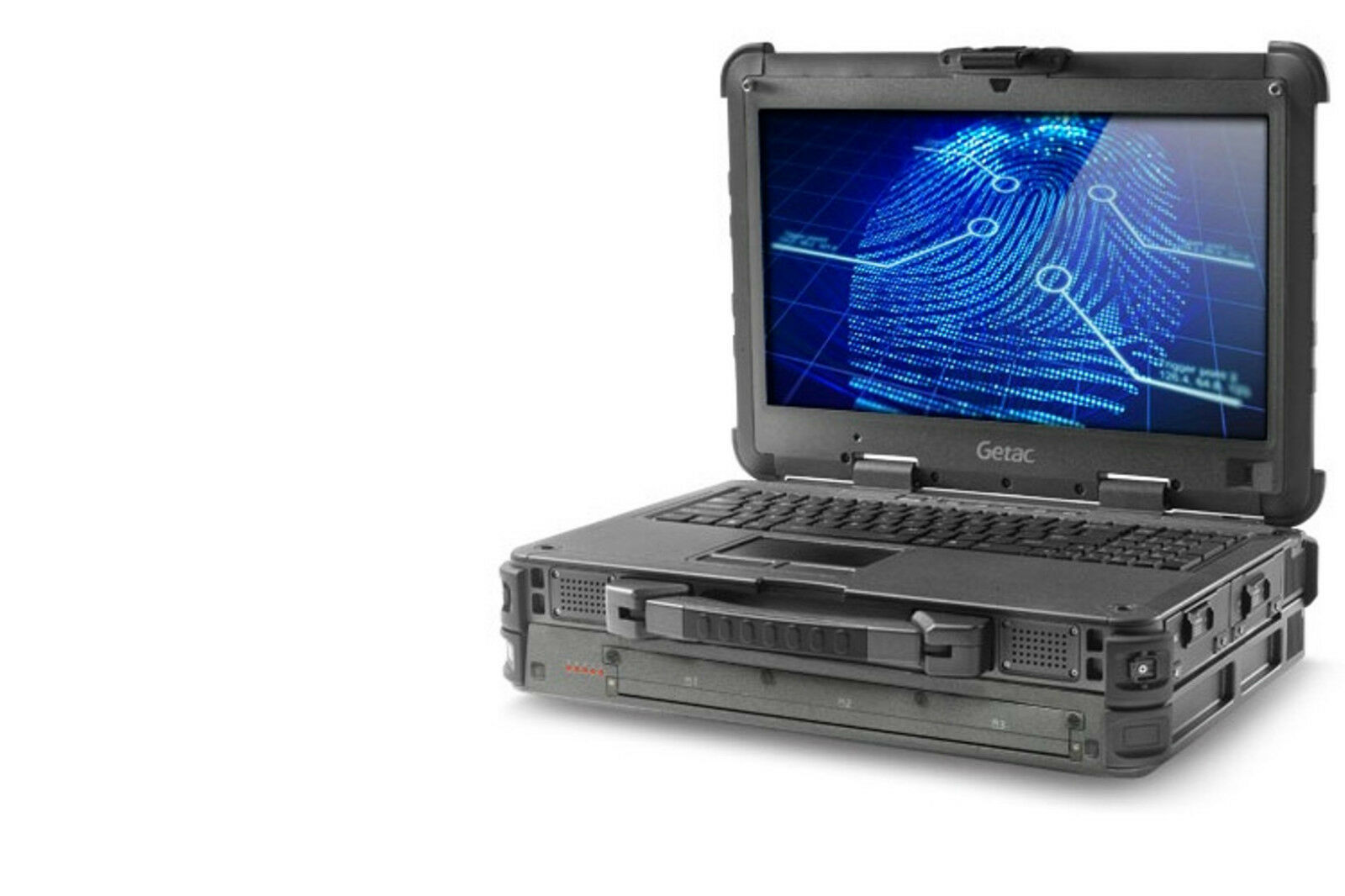 Getac X500 Rugged Notebook Laptop Pc 15 6 Quot Windows