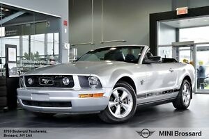 2009 Ford Mustang V6 + CUIR + CAB
