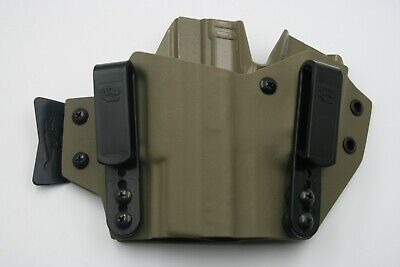 """T.Rex Arms Springfield XD  Mod.2 9/40 3"""" Sidecar Appendix Rig Kydex Holster New!"""