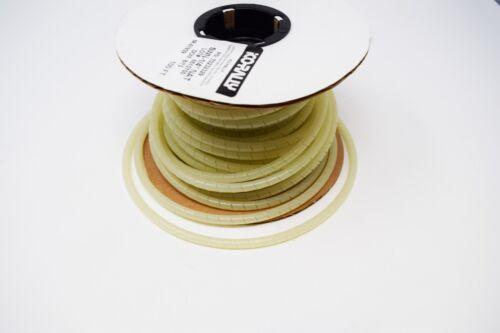 "Spiral Nylon Wrap 1/4"" 50ft #SWN-1/4NATURAL"