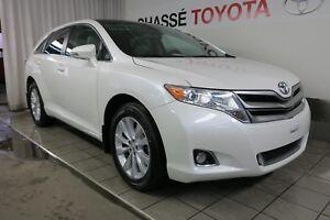 2014 Toyota Venza XLE AWD Cuir Toit