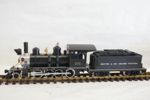 Denver & Rio Grande Western Delton C-16 Steam Locomotive Narrow Gauge G   D &RGW