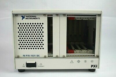 National Instruments Pxi-1031dc Chassis