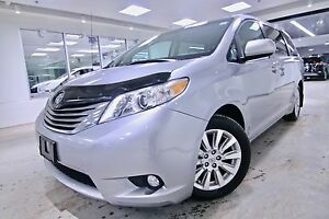 2013 Toyota Sienna XLE,AWD,LEATHER,ROOF,ALLOYS,BACK UP CAMERA PO